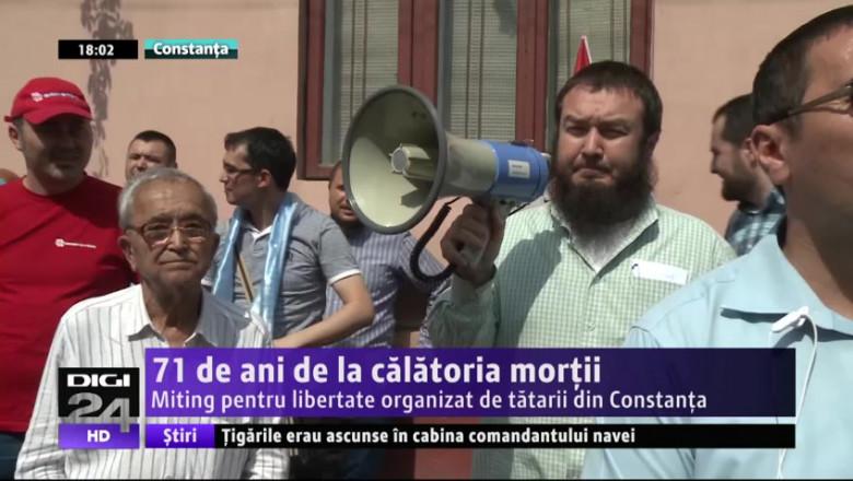 PROTEST TATARI