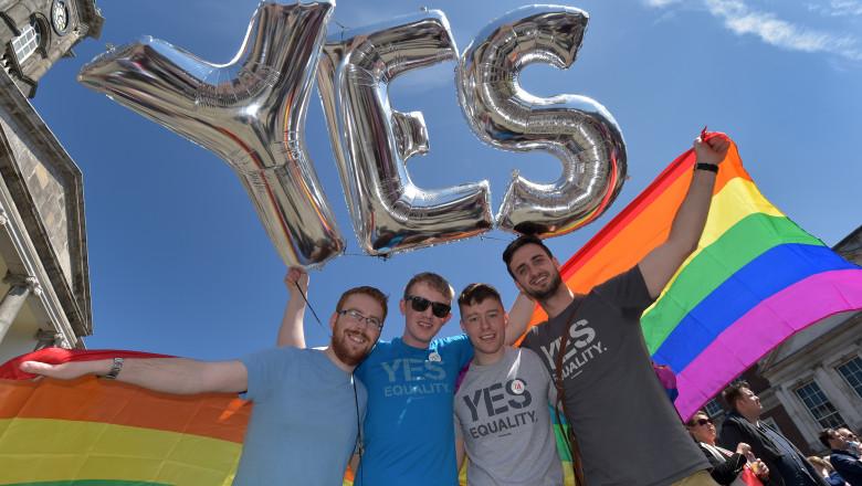 Irlanda referendum casatorii gay - Gulliver GettyImages-1