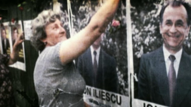 poza iliescu alegeri 1990