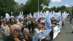 proteste functionari