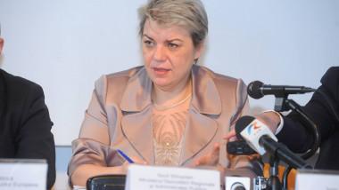 sevil shhaideh - fb minister