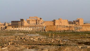 templul bel palmyra - wiki