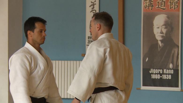 judo cu Jigoro Kano