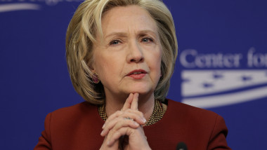 Hillary Clinton - Guliver GettyImages