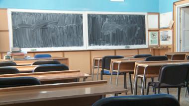 sala de clasa goala