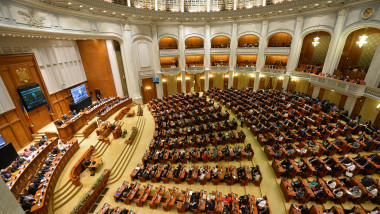 plen parlament-Mediafax