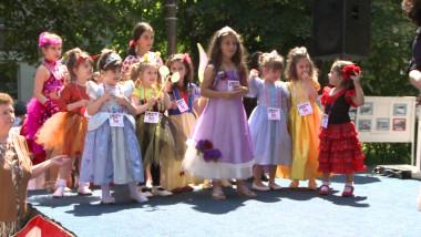 carnaval carte copii