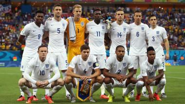 Anglia echipa fotbal - Gulliver GettyImages