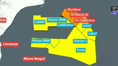 Petroceltic pleacă din România