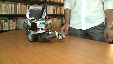 robot mineri