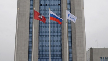 gazprom - steag rusia -sediu