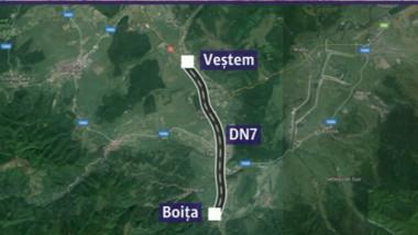 Pitești-Sibiu. Trei benzi de circulaţie pe Valea Oltului, între Boiţa şi Veştem