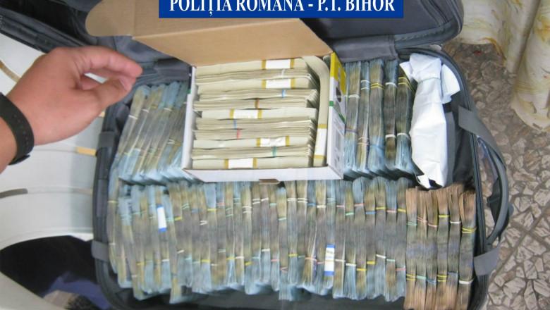 bani politia romana