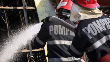 pompieri incendiu mediafax