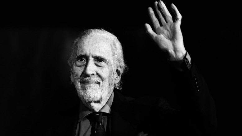 CHRISTOPHER LEE - GettyImages-175747873