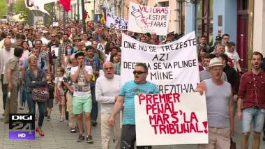 proteste cluj 11 iunie
