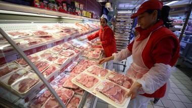 carne supermarket-Mediafax