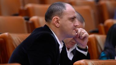 ghita in parlament - 7265575-Mediafax Foto-Octav Ganea