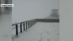 ninsoare bucegi iunie