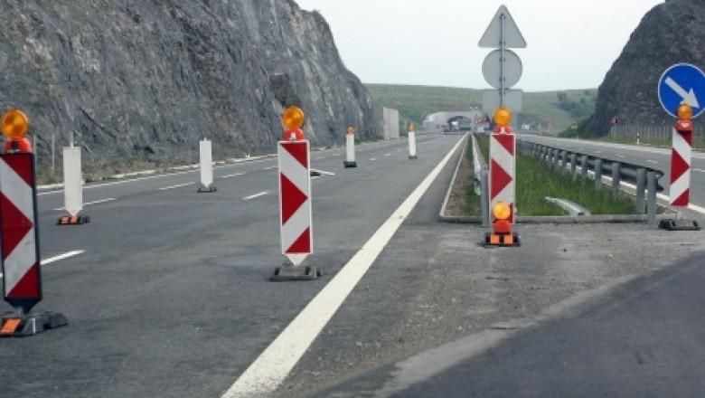 autostrada trafic deviat - novinite