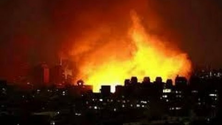 Taiwan incendiu captura 1