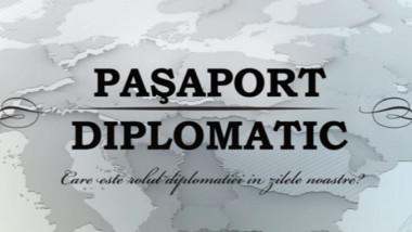 pasaport diplomatic