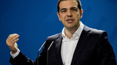 tsipras discurs - GETTY