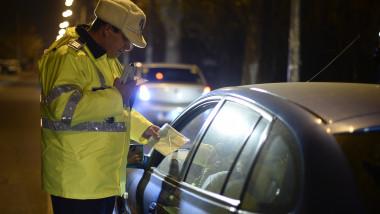 Politia rutiera 6294289-Mediafax Foto-Octav Ganea