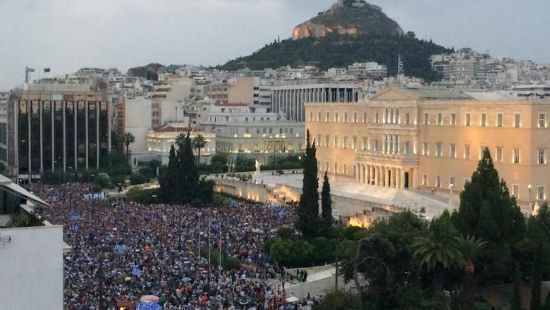 manifestatie grecia da