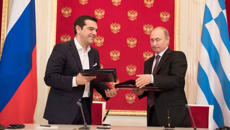 tsipras cu putin - facebook tsipras