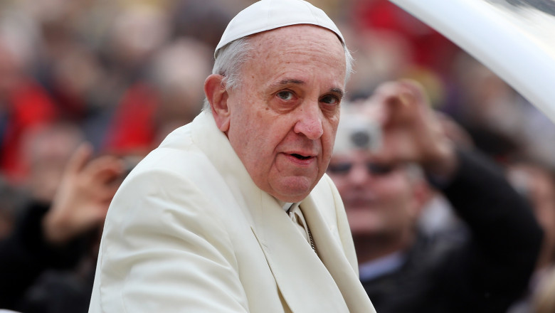 Papa Francisc - Guliver GettyImages-1