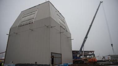 Baza militara Deveselu in constructie ianuarie 2015 - Flicker Fortele navale americane in Europa si Africa 3