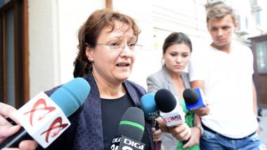 laura georgescu CNA mediafax