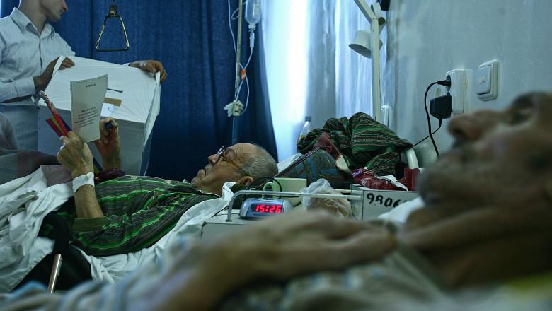 bolnavi spitale mediafax