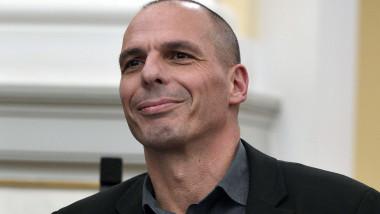 yanis varoufakis - 7250122-AFP Mediafax Foto-LOUISA GOULIAMAKI-2