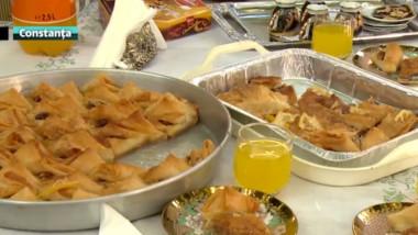 ramazan dulciuri baclavale