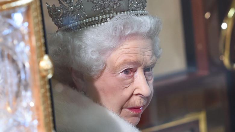 regina elisabeta a II-a - getty