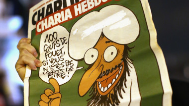 Coperta Charlie Hebdo - Guliver GettyImages
