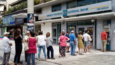 banca grecia getty