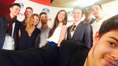 premiera tibi in romania foto facebook cezara munteanu 10 07 2015