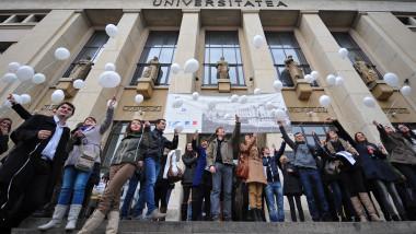 universitatea bucuresti5121993-Mediafax Foto-Octav Ganea-1