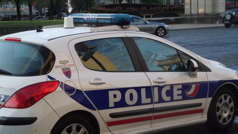 politie franceza -LP