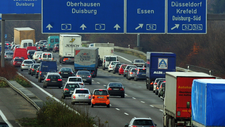 Autostrada Germania GettyImages 24.07.2015