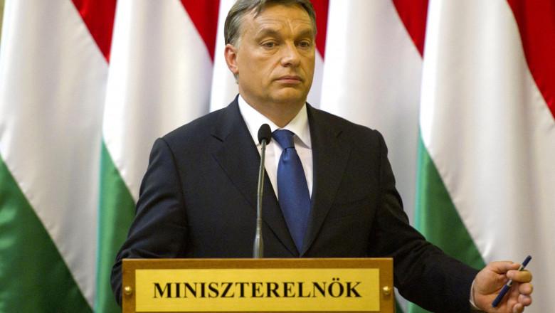 viktor orban -AFP Mediafax Foto-STR