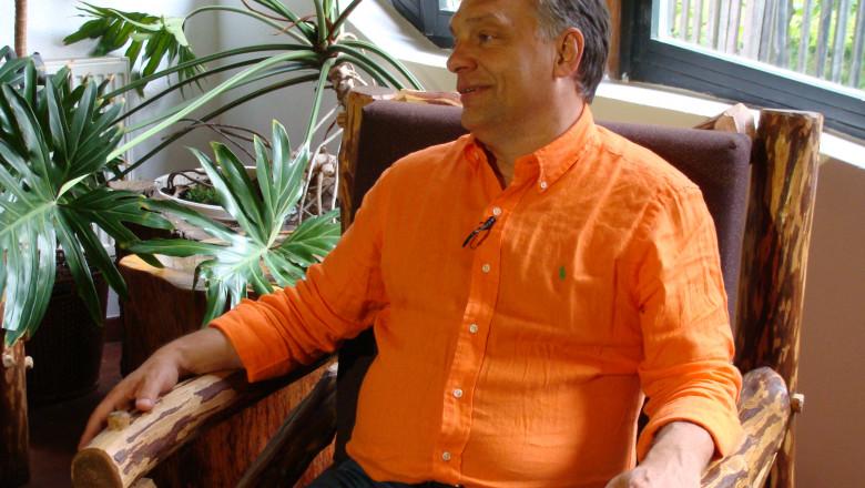 viktor orban prim ministru ungaria