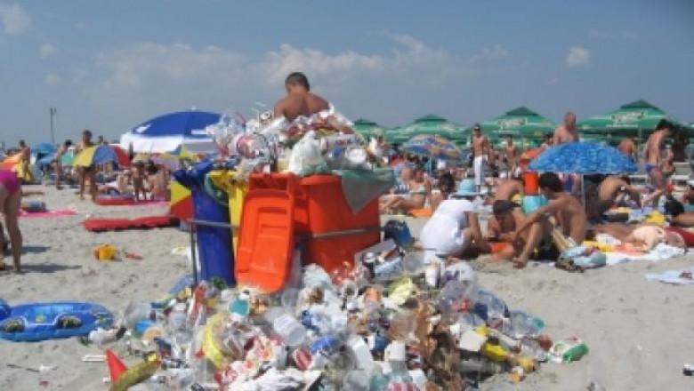 mizerie plaja green report