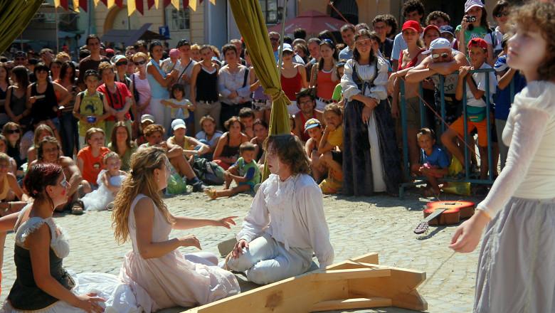 festival sighisoara mediafax