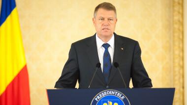 Klaus Iohannis conferinte de presa - presidency 5 -1