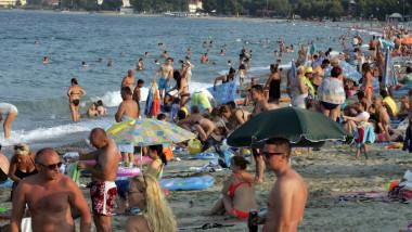 plaja vacanta litoral - GettyImages - 21 iulie 2015