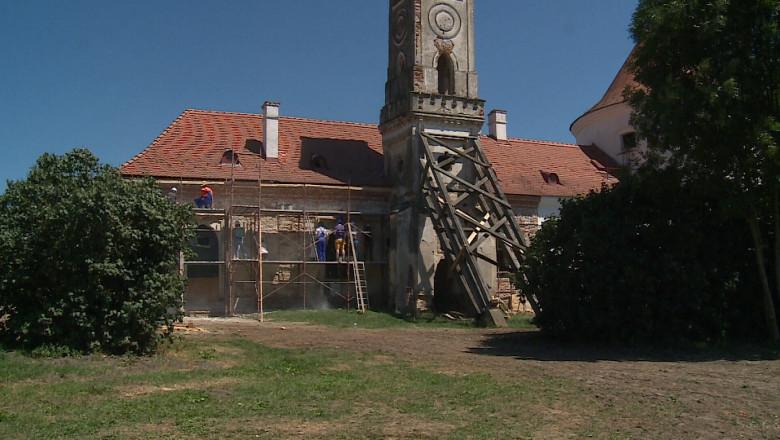 castel banffy restaurare